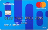 Nordea Credit -luottokortti