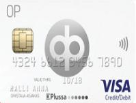 Op:n Visa -kortti
